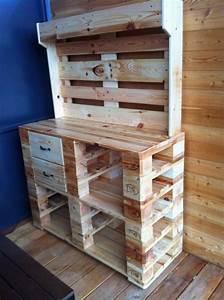 Schminktisch Aus Paletten : some perfect ideas about reuse wooden pallets pallet wood projects ~ Markanthonyermac.com Haus und Dekorationen