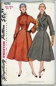 Simplicity 4090 B | Vintage Sewing Patterns | FANDOM ...