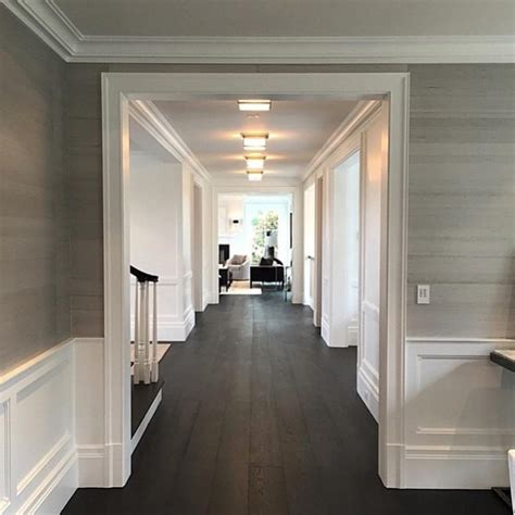 Exterior Wainscoting Ideas by Ideas Add Interest To Any Room With Beautiful Wainscoting
