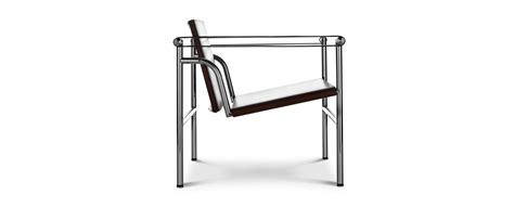 lc1 armchair by le corbusier jeanneret perriand cassina