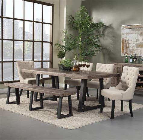 modern farmhouse table ideas  pinterest