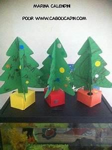 Fabriquer Un Sapin De Noel En Carton : fabriquer un sapin de no l en 3d avec du carton bricolage ~ Nature-et-papiers.com Idées de Décoration