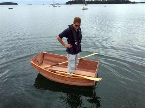 Water Dinghy Boat by Eastport Ultralight Dinghy Kit By Chesapeake Light Craft