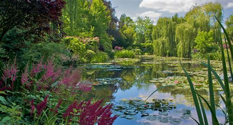 Giverny Monet Garten by Giverny Frankreich Info De
