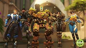 Overwatch39s Competitive Season 3 Is Now Live Xbox One