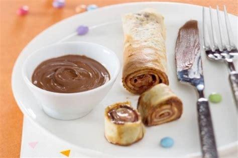 pate a crepe atelier des chefs recette de cr 234 pes roul 233 es cr 232 me chocolat noisette rapide