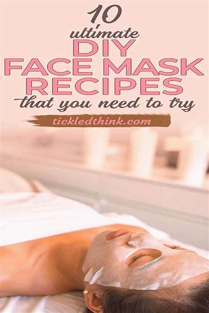 Homemade Facial Amazing Skin Mask Face Keep