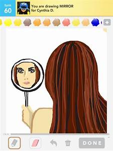 Mirror Drawings - How to Draw Mirror in Draw Something ...