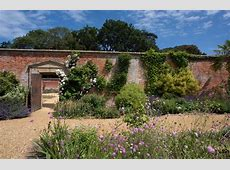 The Walled Garden Visiting Holkham Family Days out Norfolk