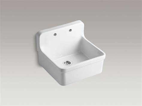 Kohler Gilford Sink Specs by Standard Plumbing Supply Product Kohler K 12701 0
