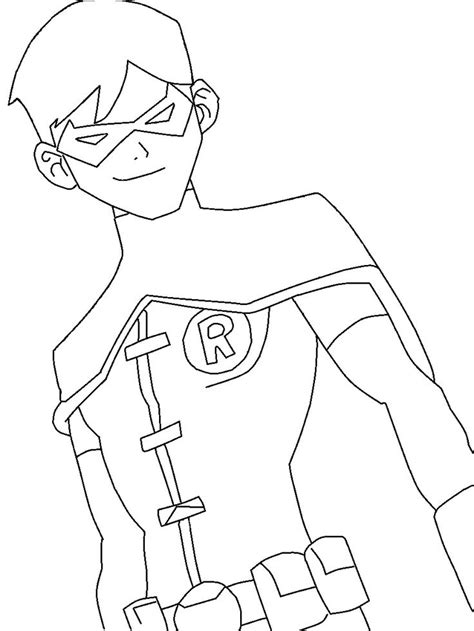 batman  robin coloring page batman coloring pages
