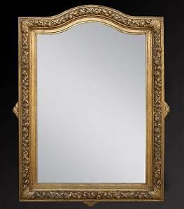 Miroir Vénitien Ancien : miroir ancien napol on 3 bois dor ~ Preciouscoupons.com Idées de Décoration