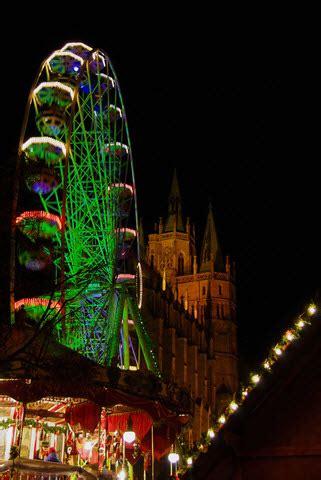 Duitse Kerstmarkt in Erfurt 2020