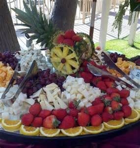 Catering Display Ideas