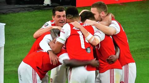 Arsenal 2-0 Man City: Gunners in FA Cup Final - Anytime ...