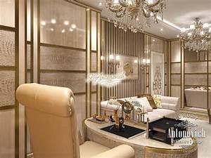 Elegant, Apartment, Interior, Design, Dubai