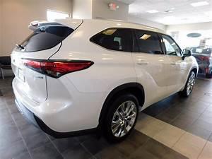 New 2020 Toyota Highlander Hybrid Limited Awd Sport