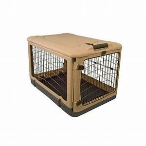 pet gear deluxe steel crate petco With shop dog crates