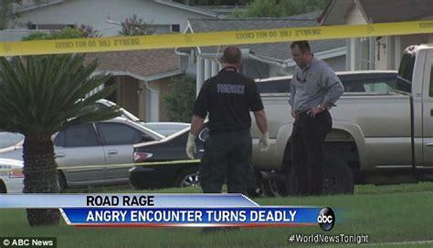 florida road rage driver robert doyle shoots dead man