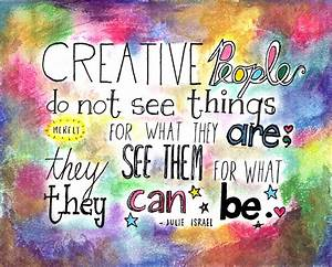 Creative People | Julie Israel