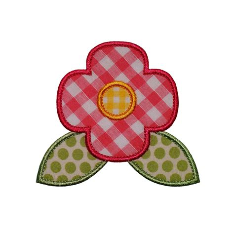 Free Machine Embroidery Applique by Big Dreams Embroidery Poppy Flower Machine Embroidery
