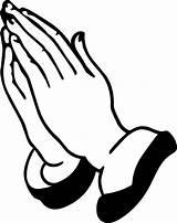 Praying Hands Printable Coloring Popular sketch template