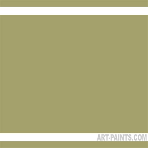 Olive Green Dry Pastel Paints  661  Olive Green Paint