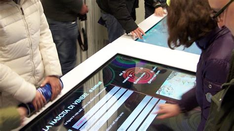 Tavolo Multitouch by Tavolo Multitouch