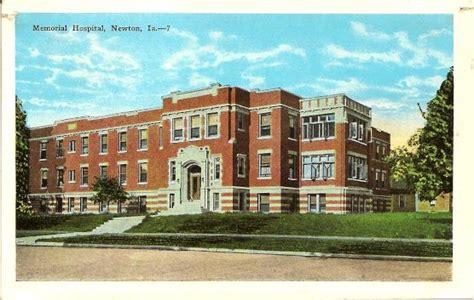 Skiff Hospital by Building Photos Newton Iowa