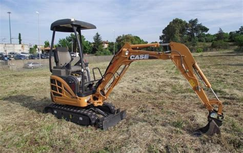 mini excavator case cxb