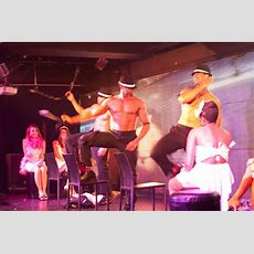 Manhattanmencom Male Revue Show  Online Box Office Hot Seat (not An Admission Ticket