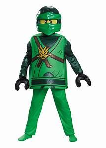 Lego Lloyd Ninja Boys Costume Movie Costumes