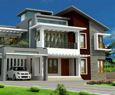 modern 1 house plans small modern bungalow house plans modern house plan