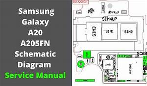 Download Samsung A20 A205fn Schematic Diagram
