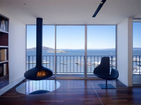 luxury penthouse apartment  san francisco idesignarch