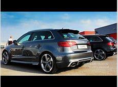 New Audi RS3 2015, sound exhaust like Akrapovic ? YouTube