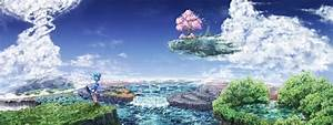 Wallpaper Depot: 10 Beautiful Anime Scenery Wallpapers