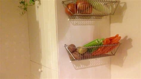 fintorp dish drainer  wall fruit basket ikea hackers ikea hackers