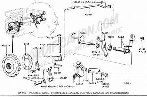 Ford C6 Parts Diagram