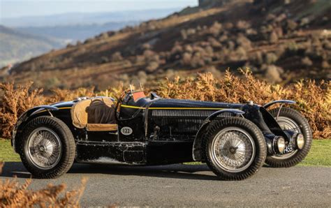 The bugatti type 59 was a continuation and the final iteration of ettore bugatti's grand prix racing cars and only a few were ever created. These 6 gorgeous classics could set auction records this ...
