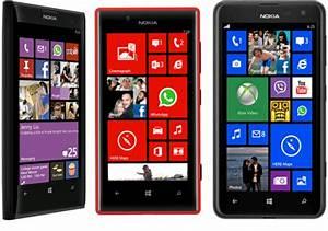 Top 10 Nokia smartphones in India for March 2014