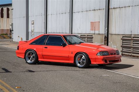 Fox Mustang Wallpaper by Terminator Swapped 1993 Fox Cobra Ford Mustang Cars
