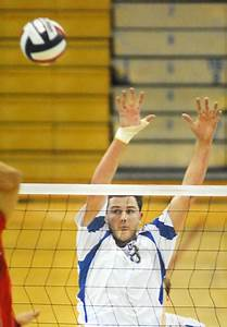 Men's volleyball prepares to face UC San Diego on home ...
