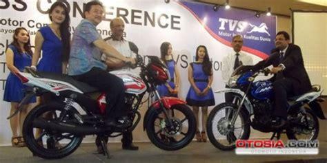 Review Tvs Max 125 Semi Trail by Tvs Indonesia Sodorkan Max 125 Dan Semi Trail Merdeka