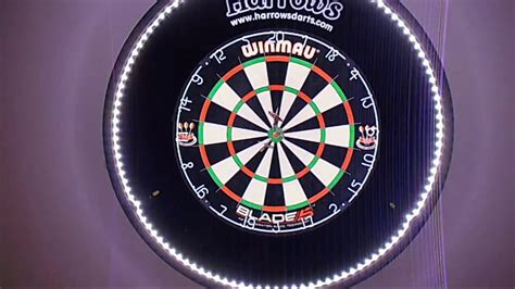 Dartboard Led Lightning, Led Beleuchtung, Led Ringlight