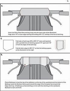 lastwear hakama sewing guide pdf - Google Search | Sewing ...