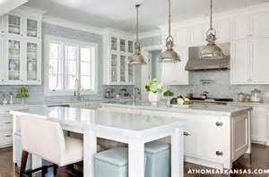 light blue kitchen backsplash 6 ways to dress a kitchen window centsational
