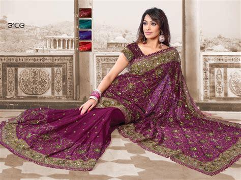 Indian Bollywood Wedding Saree Manufacturer Innew Delhi