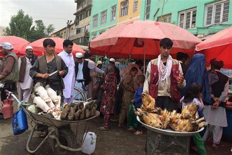 Food discrimination against women in Afghanistan