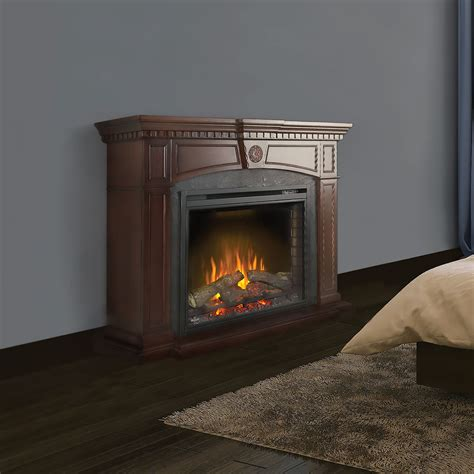 harlow cabinet mahogany  firebox nefp